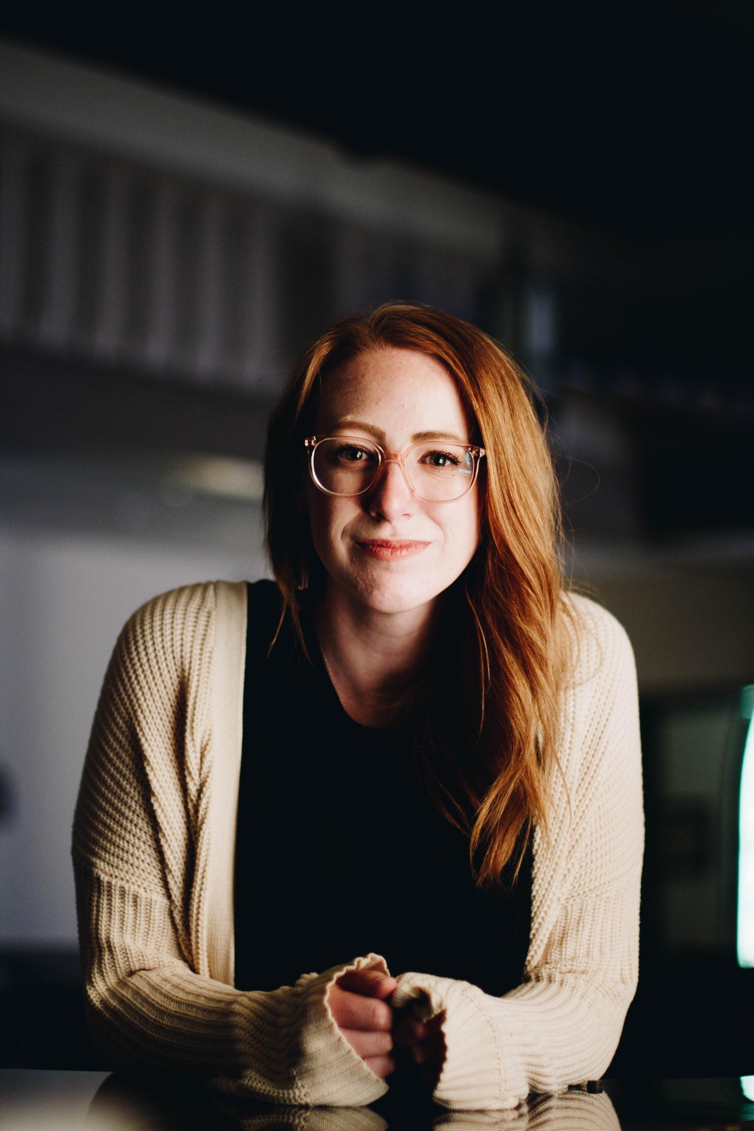 Ashley White - Creative Assistant, US Office -  Bio