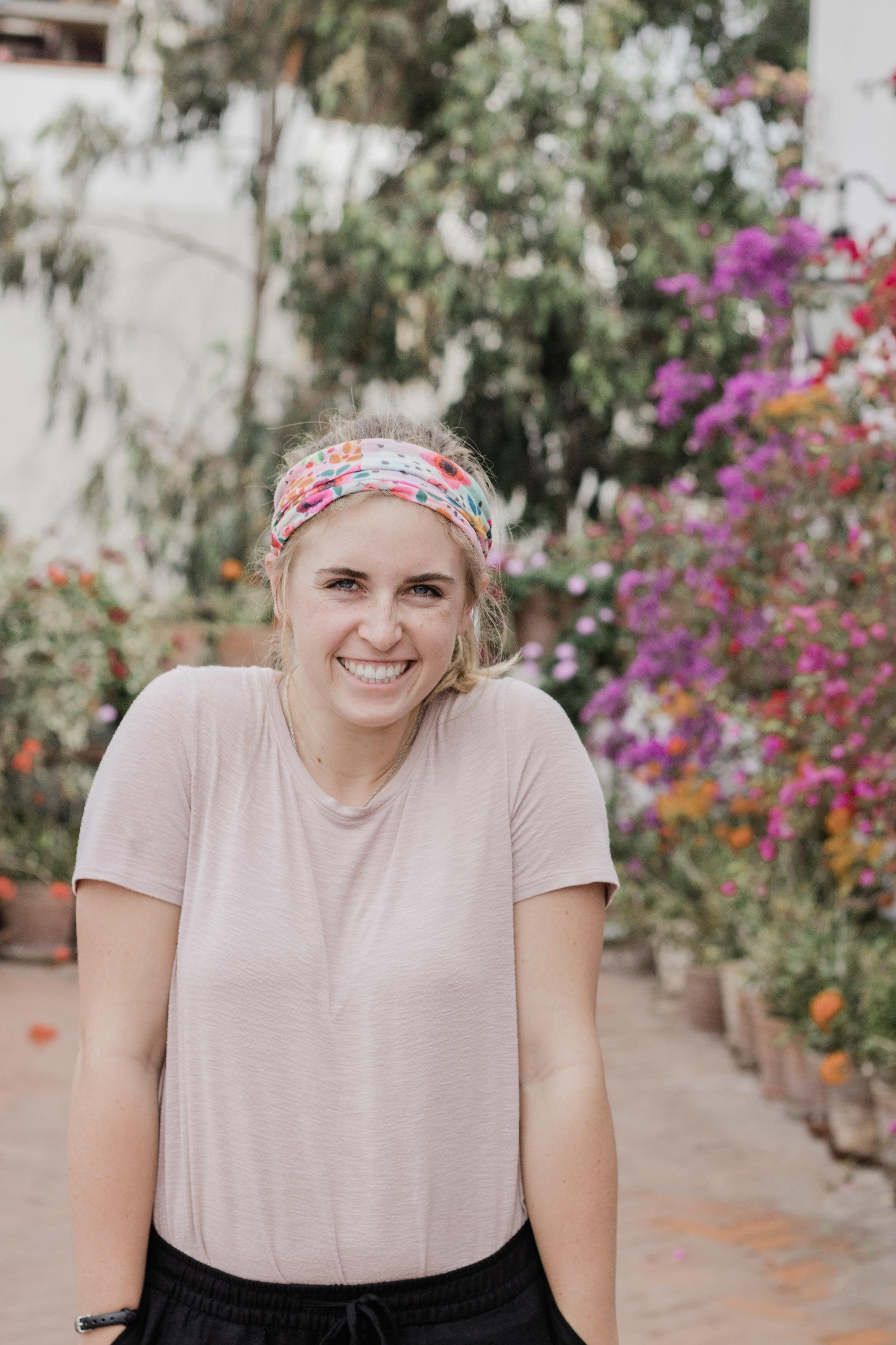 Samantha Ponder - Sponsor Engagement Coordinator, US Office -  Bio