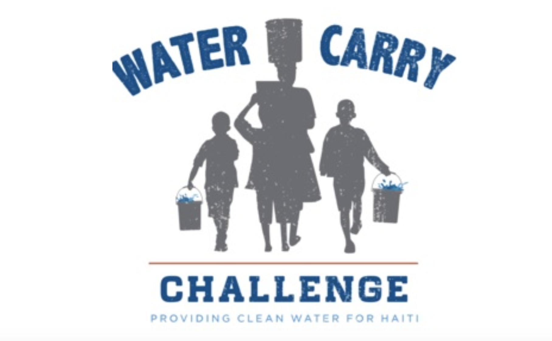 HOW MANY GALLONS OF WATER CAN YOU CARRY FOR ONE MILE?  The Water Carry Challenge is a fundraising event hosted by youth groups across America helping provide clean water in Haiti. For Groups raising a minimum of $3,500, we will send that group's youth pastor/leader on a trip to Haiti to explore the ministry of the Hands and Feet Project.
