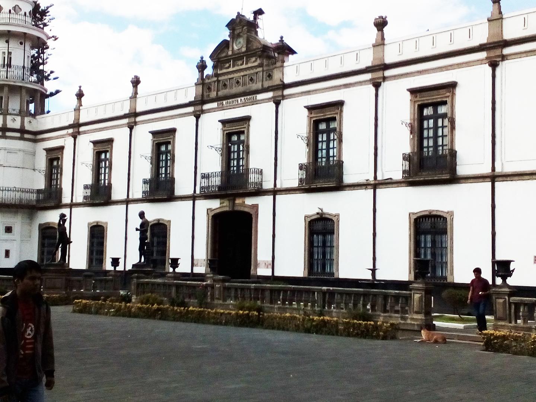 Photo courtesy Aarón Estrada Dávila