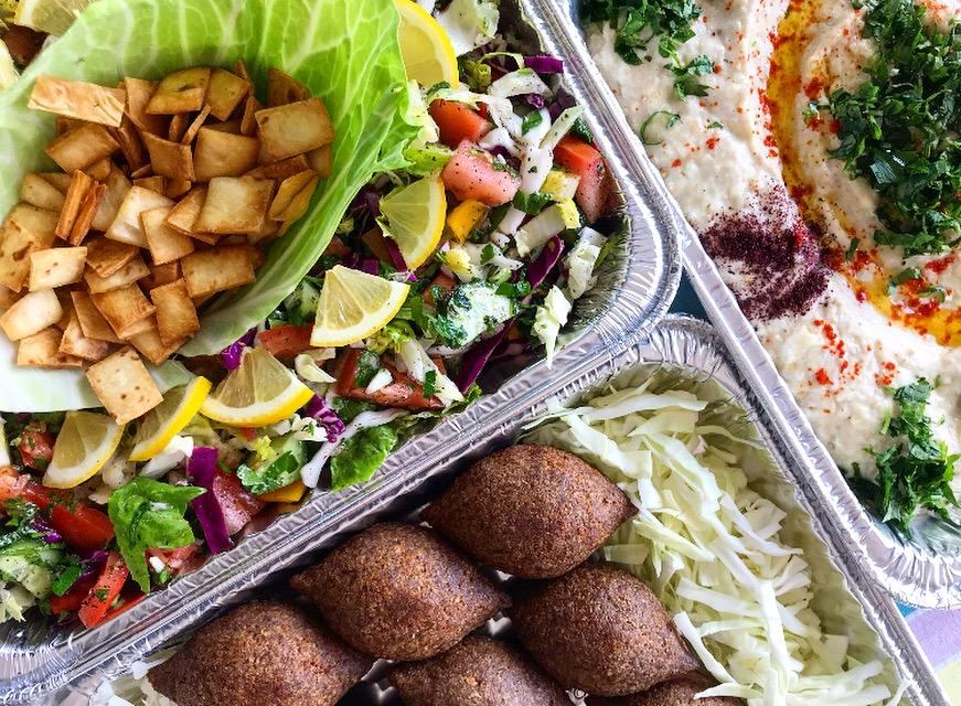 Authentic Mediterranean/Syrian Feast during Ramadan.