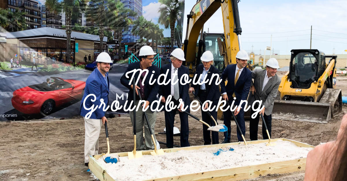 Midtown Groundbreaking