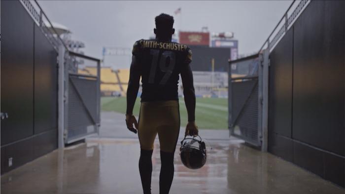 Bridgestone/NFL</br><em>Clutch Performance</em>|branded liveaction