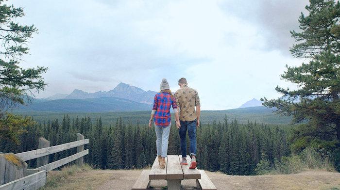 American Eagle</br><em>Wilderness (Directors Cut)</em>|spots featured liveaction