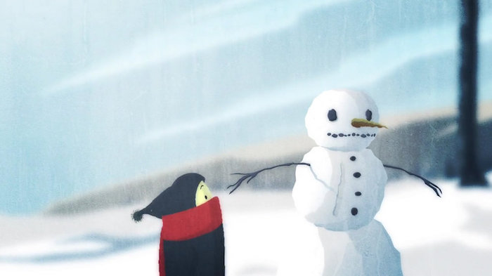 FCB </br><em>Bailey & The Snowman</em>|motion