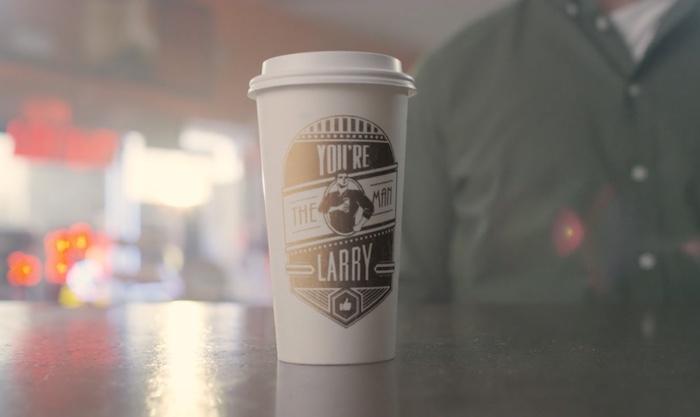 Ohio Lottery</br><em>Larry</em>|vfx liveaction