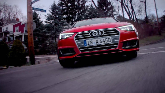 Audi</br><em>The Steepest Street Challenge</em>