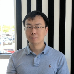 Fei Tang, B.S, M.S, (PhD)    System & VR Developer   Fei Tang is a Computer Sciences Ph.D. candidate at the University of Texas at Dallas. His research areas include Virtual Reality and Human-Computer Interaction. He has many years of work experiences as a software engineer in developing real-time 3D applications. His recent research and industrial projects are focused on creating VR devices and applications for medical therapy.