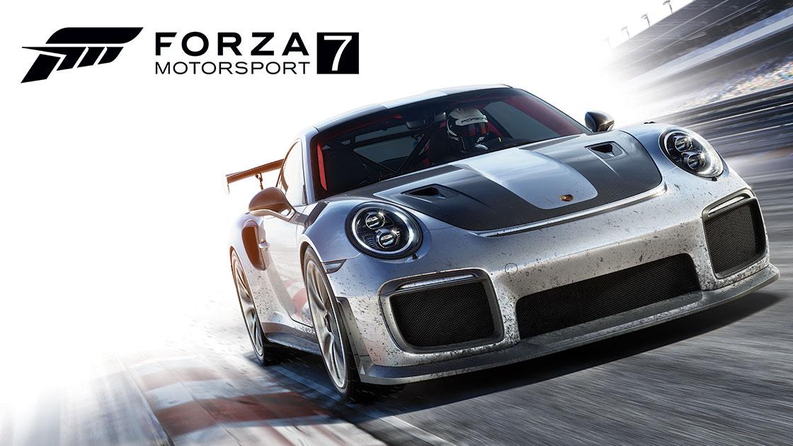 Forza Motorsport 7 logo.
