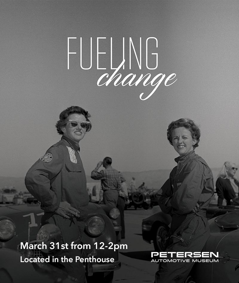 FUELING CHANGE - PETERSEN EVENT
