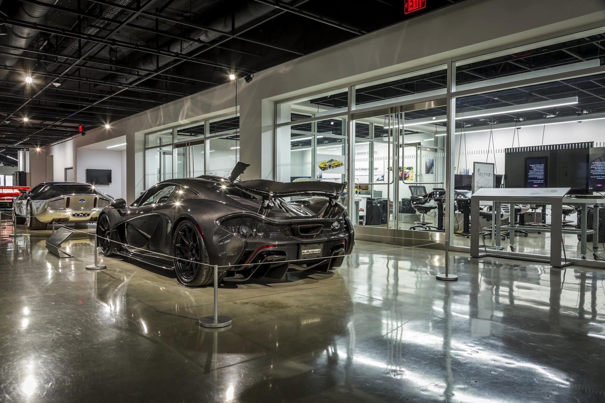 Art Center Design Studio Petersen Automotive Museum