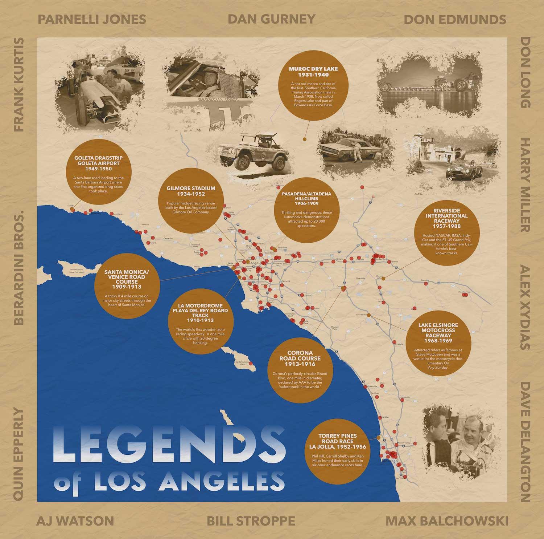 Legends Map