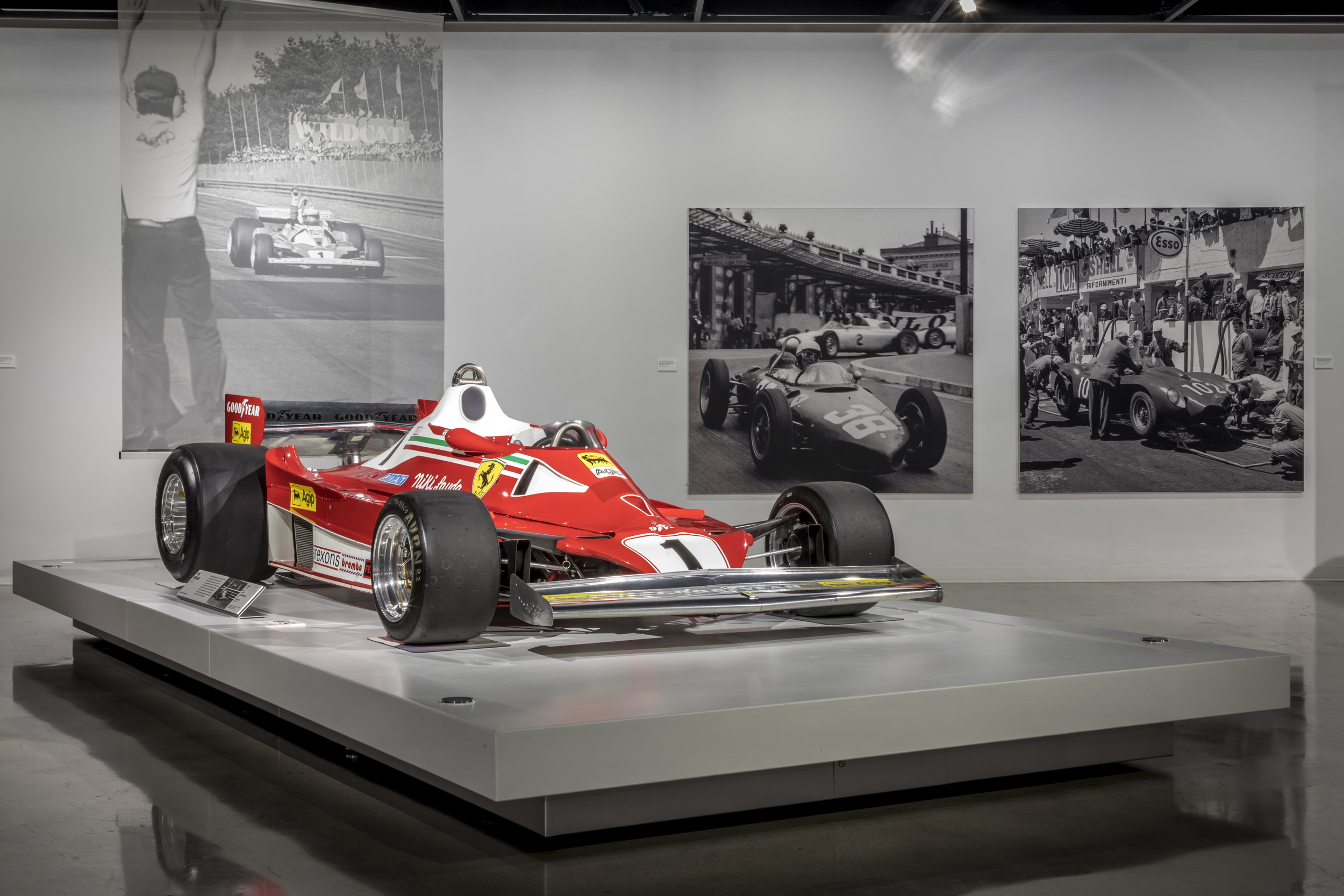 Petersen+Museum+Ferrari+Exhibition