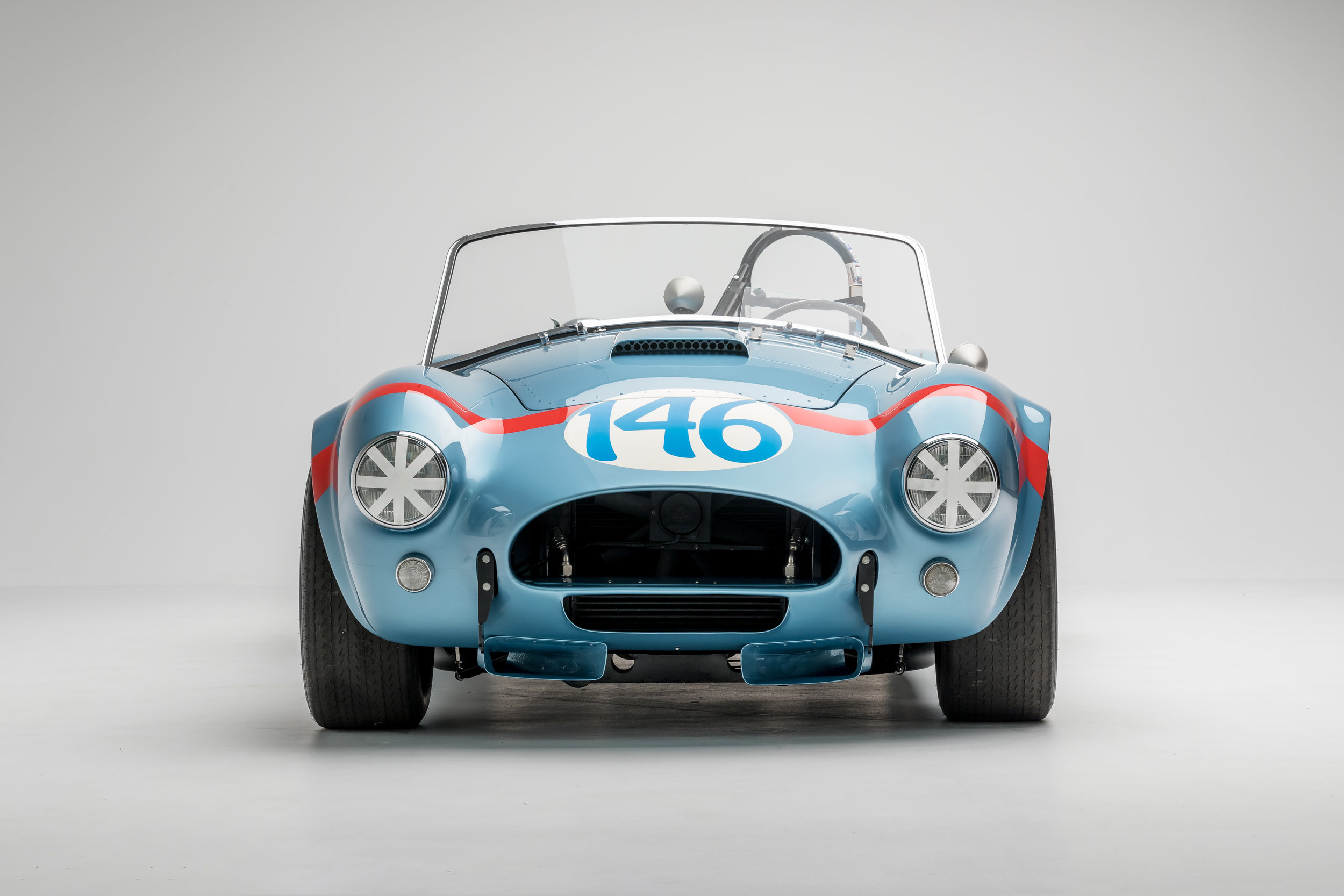 1964 Shelby Cobra 289 FIA | Petersen Automotive Museum