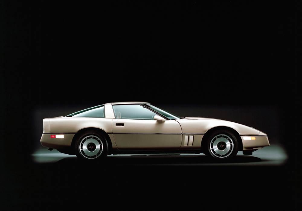 GM   1984 Chevrolet Corvette