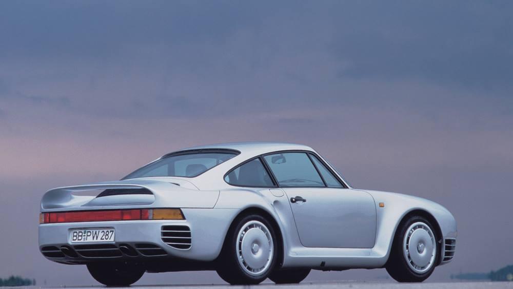 Porsche   1985 porsche 959