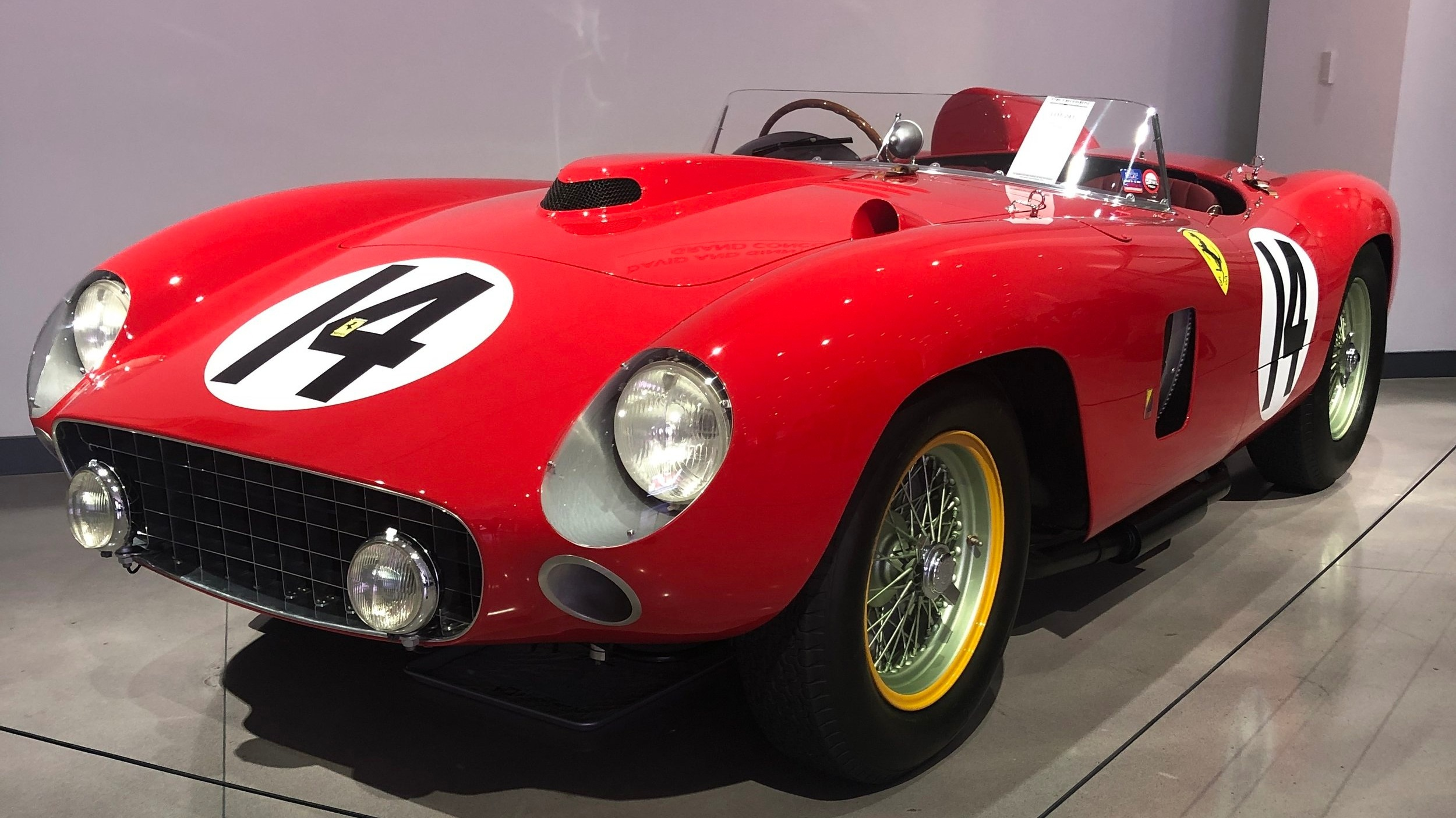 "RM Sotheby's ""The Petersen Automotive Museum Auction"" To Feature Rare And Iconic Hot Rods & Customs -"