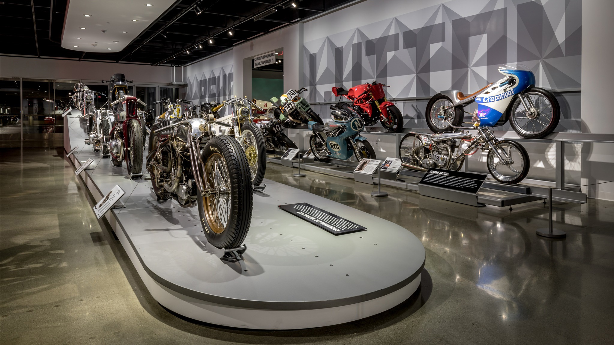 Petersen Automotive Museum Opens World's First Exhibit Dedicated to the Art of Alternative Motorcycles -