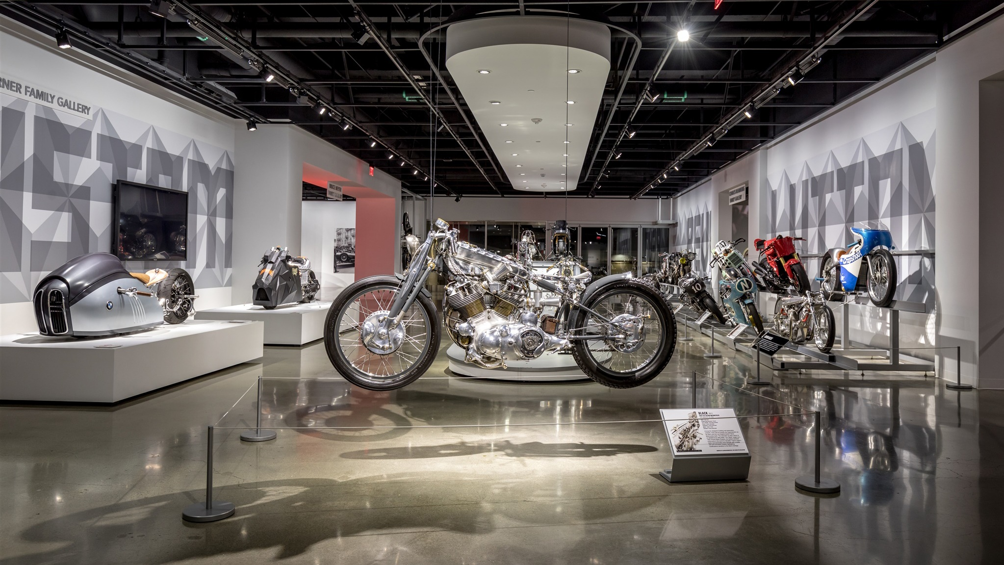 "Petersen Automotive Museum To Open ""Custom Revolution"" Motorcycle Exhibit on April 14 -"