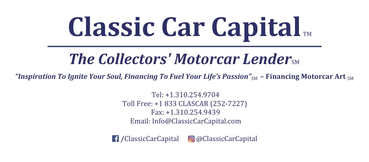 Classic Car Capital Logo