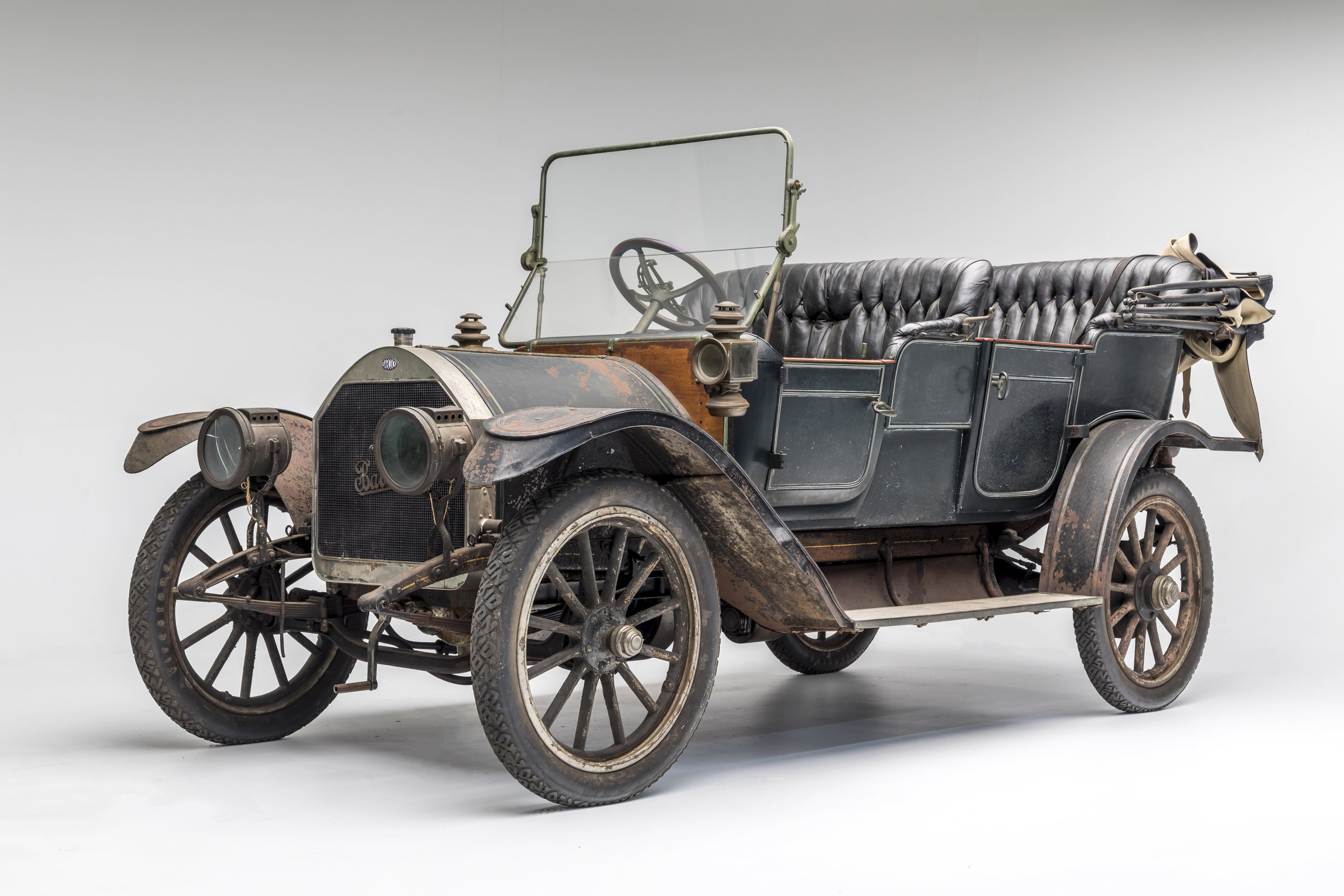 Featured Vehicle - 1911 Babcock Model H