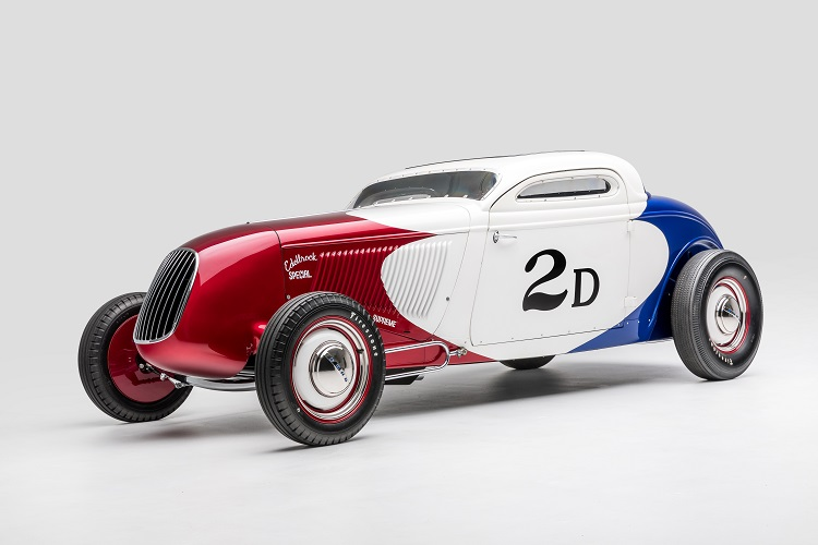 Featured Vehicle - 1934 Ford