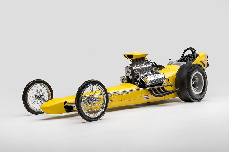 Featured Vehicle - 1962 Greer-Black-Prudhomme Top Fuel Dragster