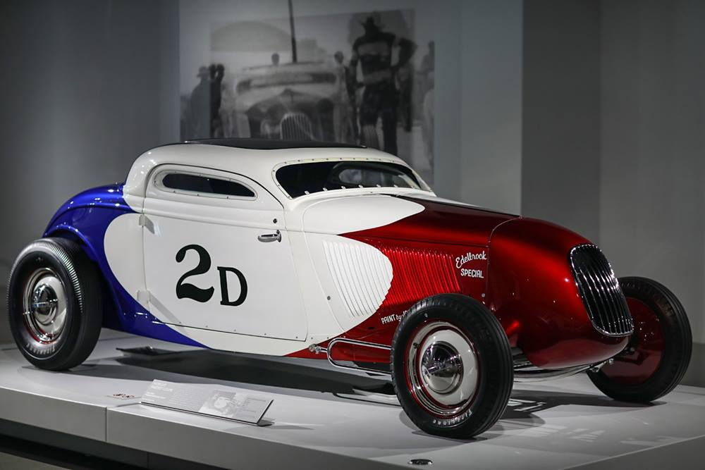 Brandan Gillogly   1934 Ford Pierson Brothers Coupe