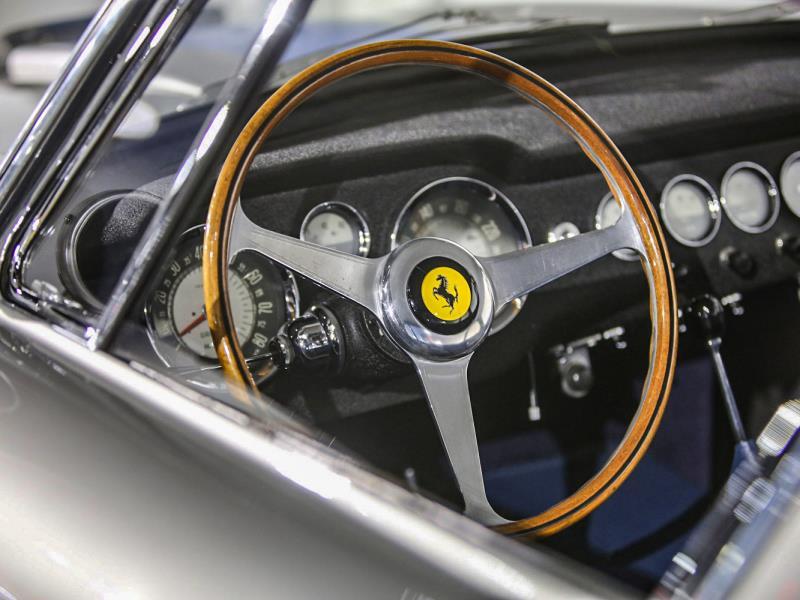 Brandan Gillogly 1961 Ferrari 250 GT SWB SEFAC