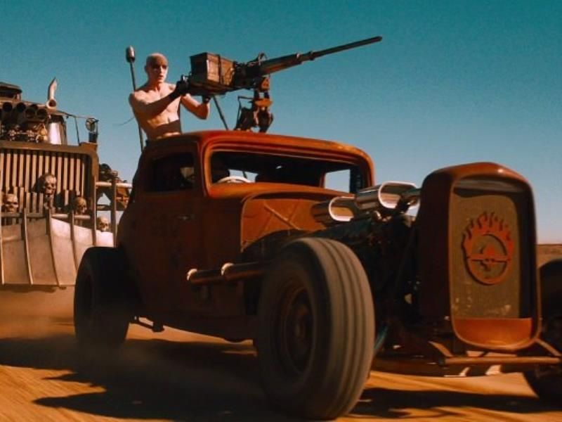 Mad Max: Fury Road Was a Carnival of Hot Rod Hysteria