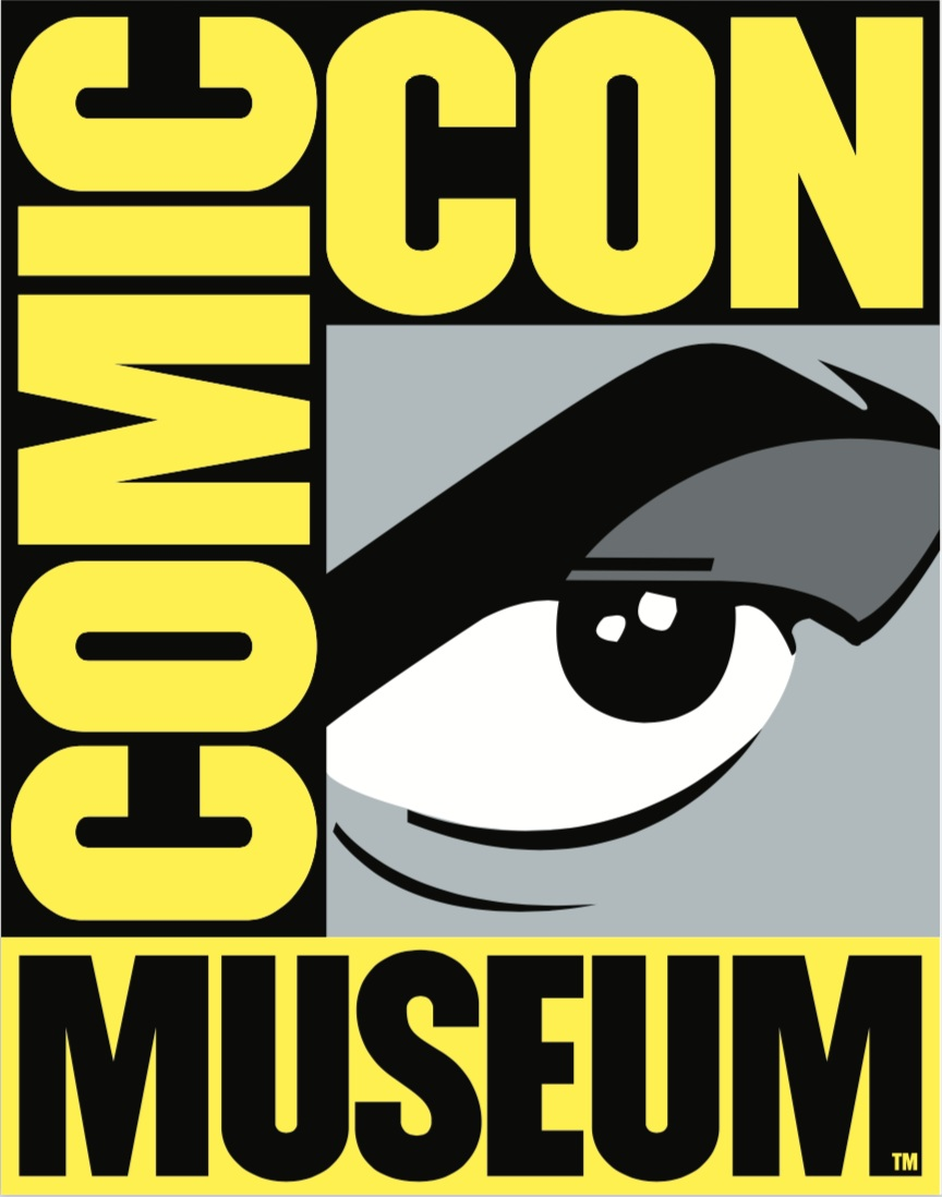 Comic-Con Museum Logo
