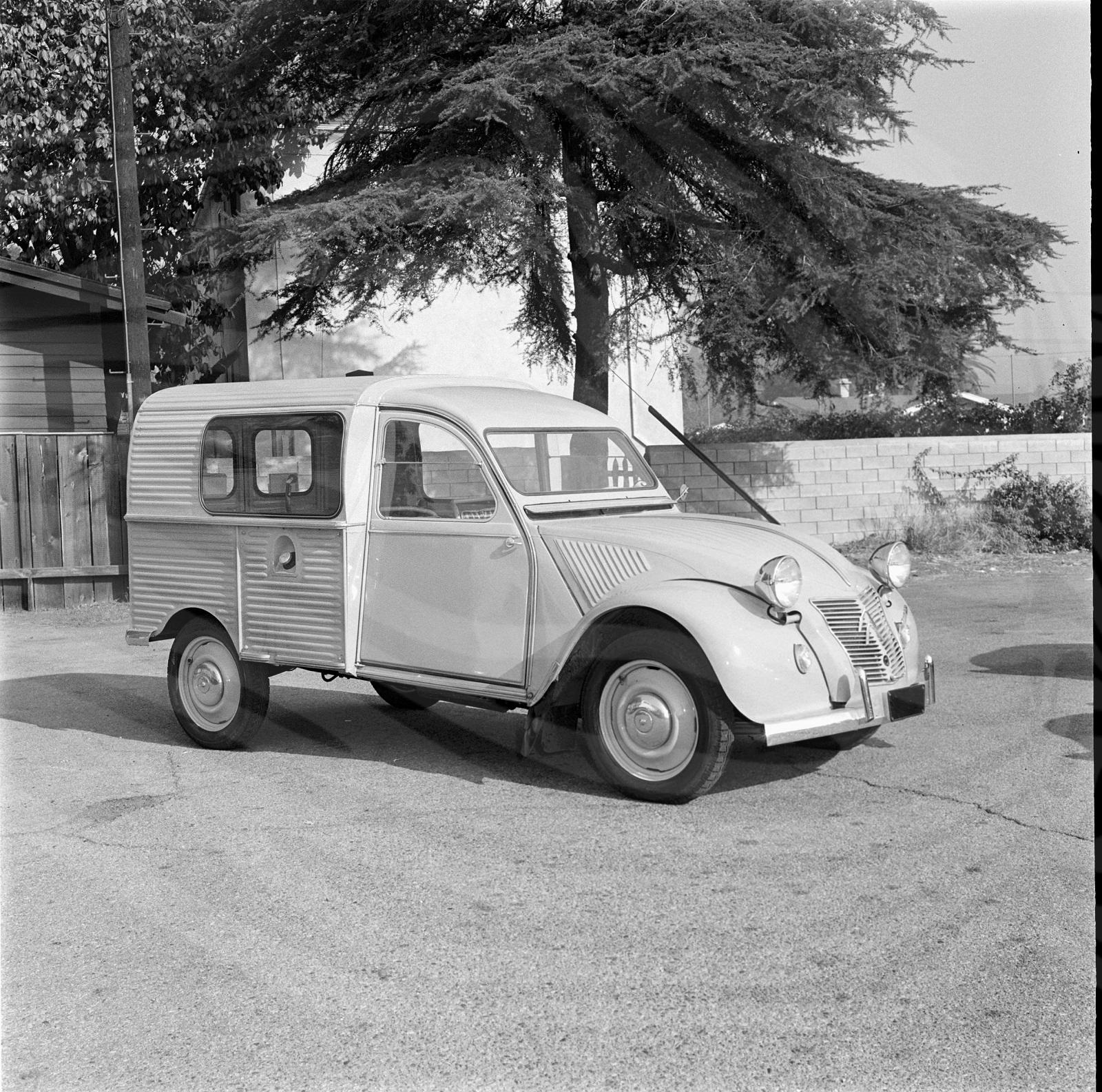The 1972 2CV Wagon