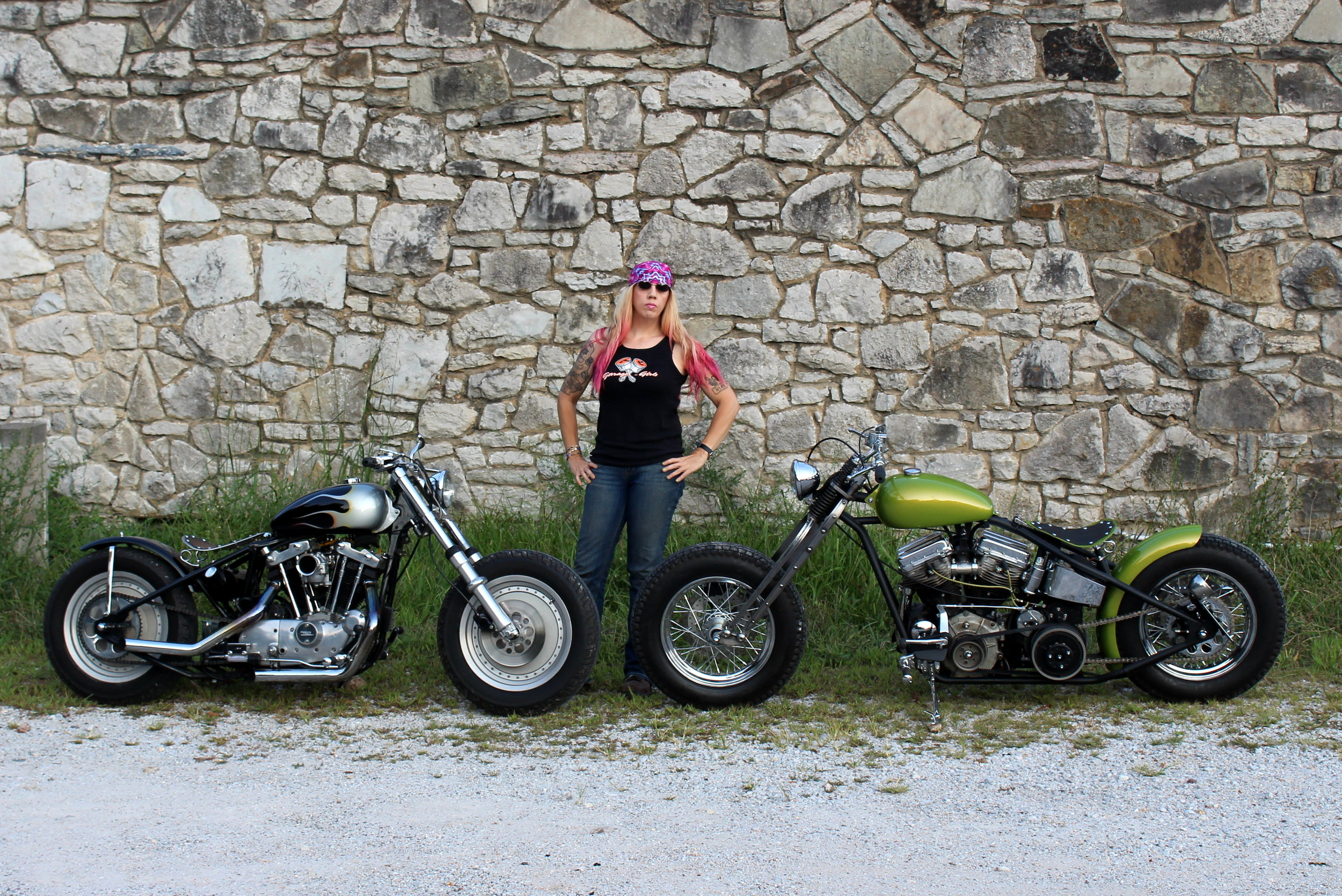 with 81 Ironhead and 56 panhead.jpg