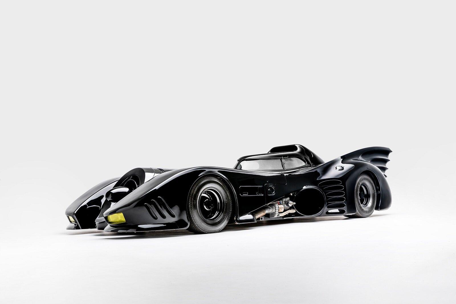 Featured Vehicle - 1989 Batmobile