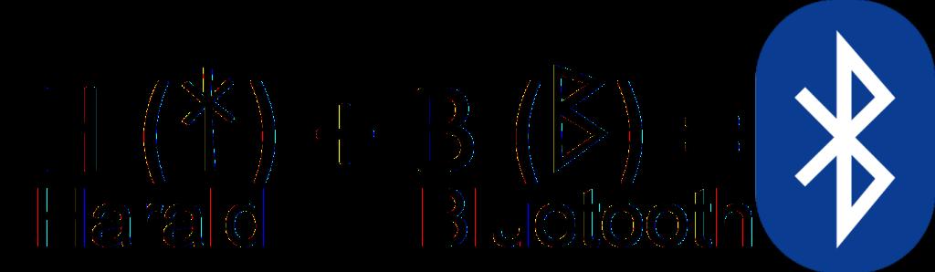 Visste ni föresten att Bluetooths logga är en sammanslagning av vikingen Harald Blåtands initialer?