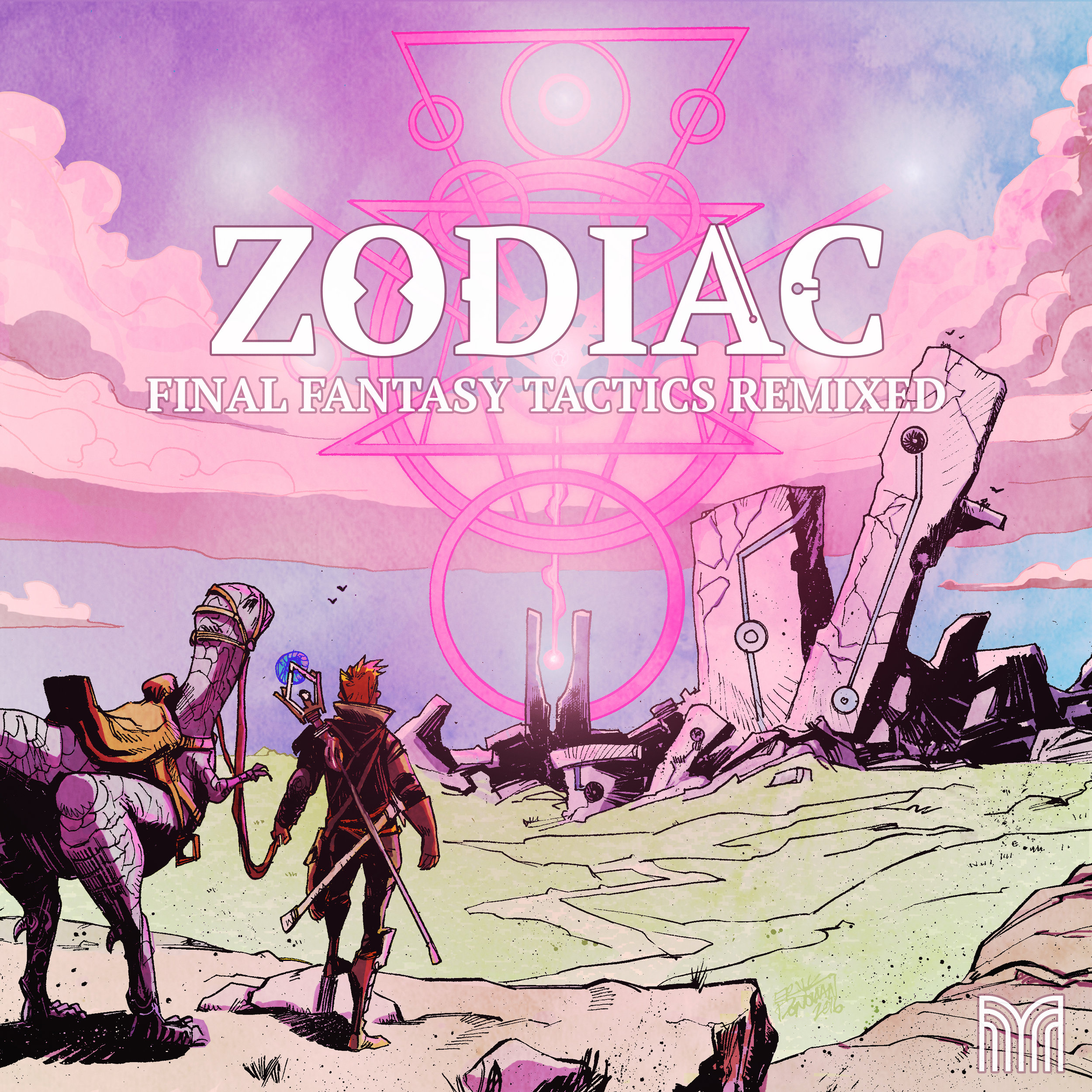 ZODIAC: Final Fantasy Tactics Remixed      47. Antipyretic    (arr.    David Peacock   )