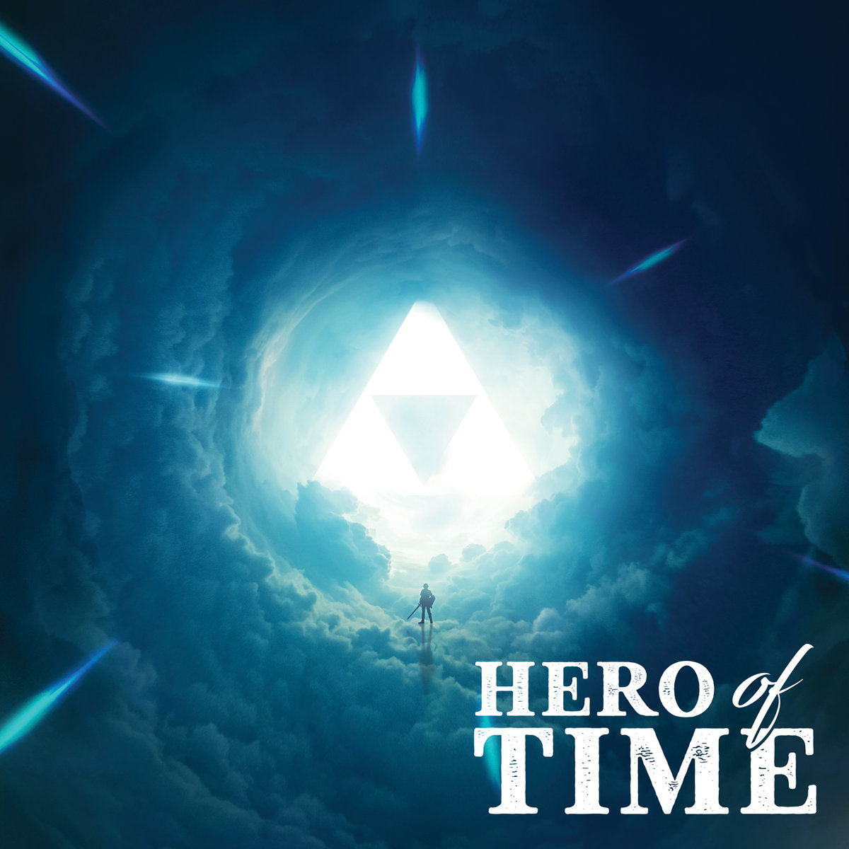 """Hero of Time (Music from """"The Legend of Zelda: Ocarina of Time"""")      14. Dark Waters    (arr.    David Peacock   )"""