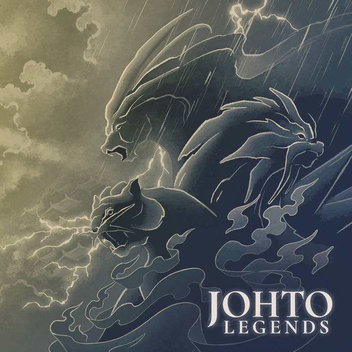 Johto Legends (Music from Pokémon Gold and Silver)      15. National Park    (arr.    Braxton Burks    &    David Peacock   )