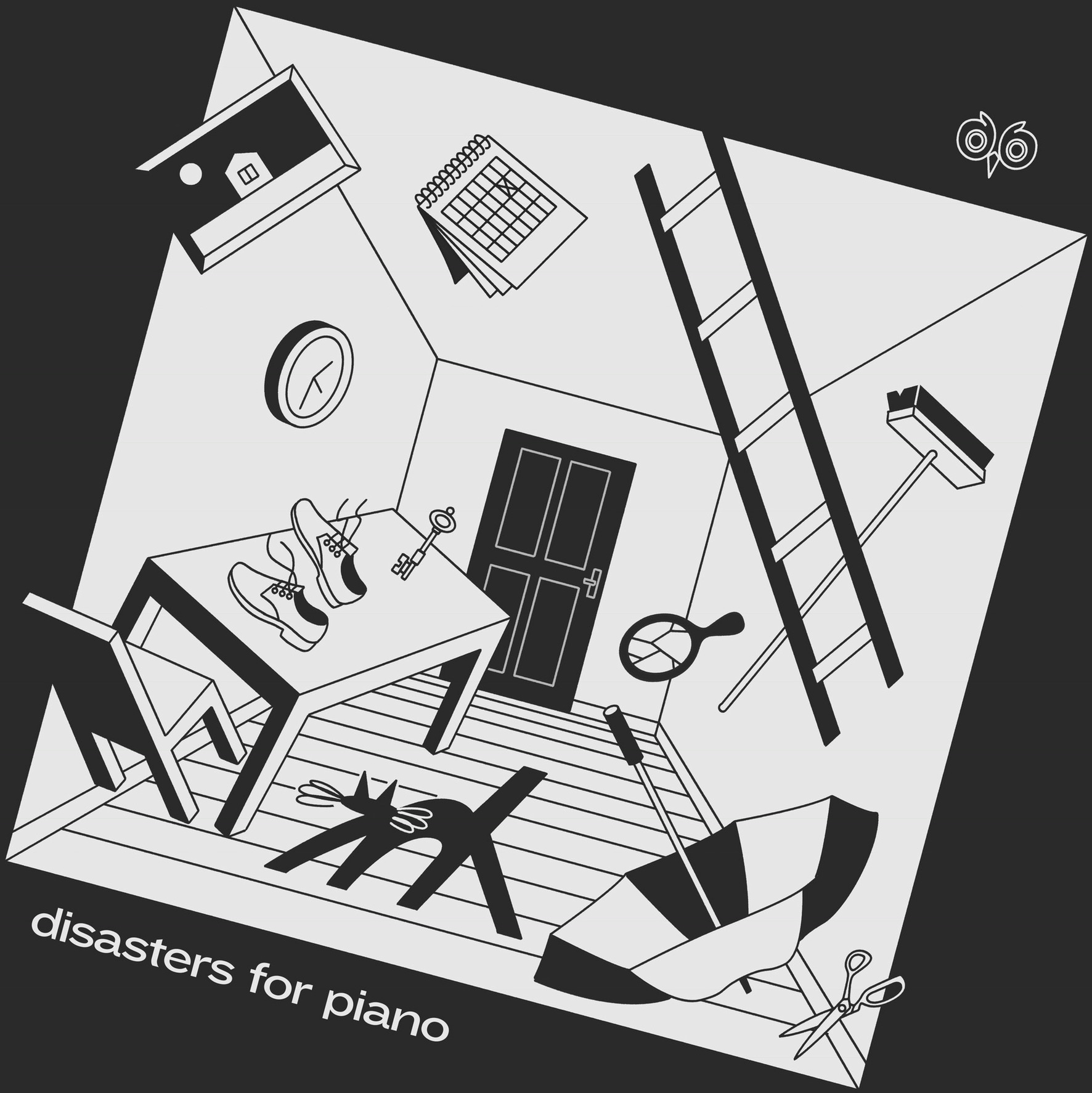 Disasters for Piano     (   Disasterpeace    - arr.    David Peacock   )