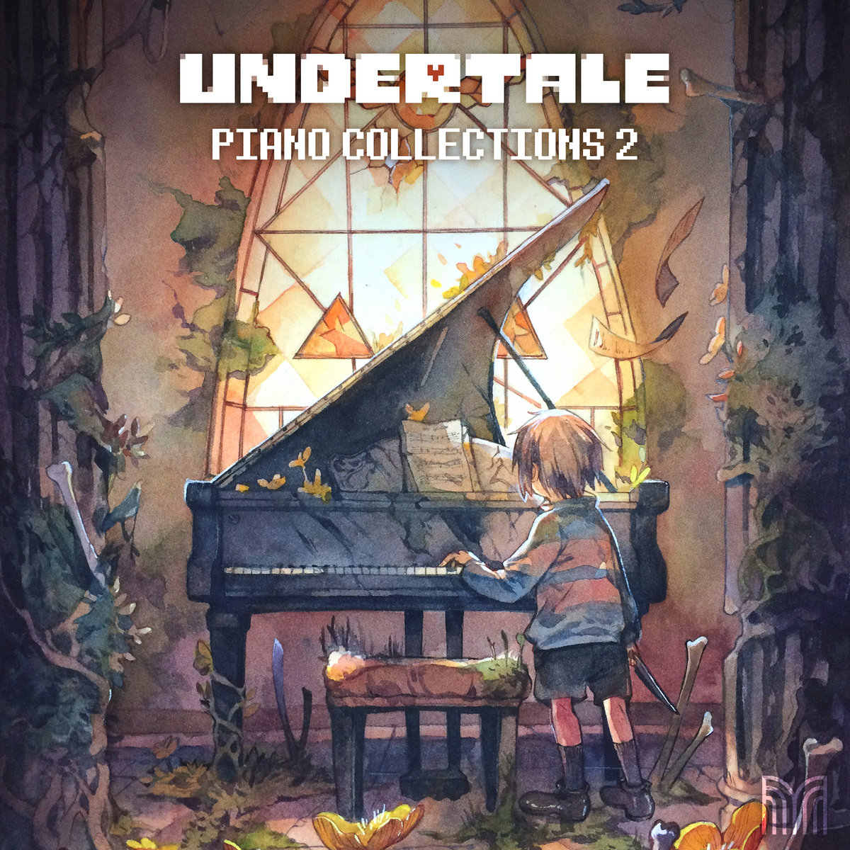 Undertale Piano Collections 2     (Toby Fox - arr.    David Peacock   )
