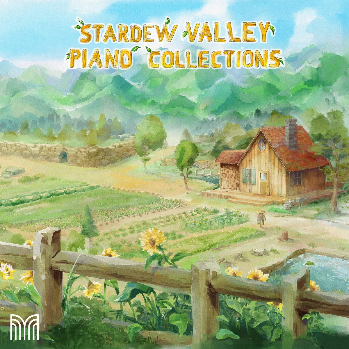 Stardew Valley Piano Collections     (ConcernedApe - arr. Matthew Bridgham)