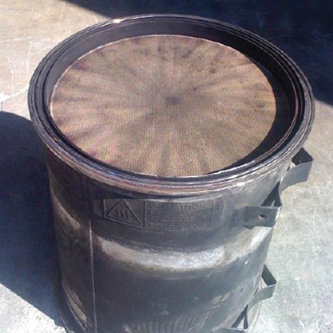 BeFOre  – Diesel Particle Filter