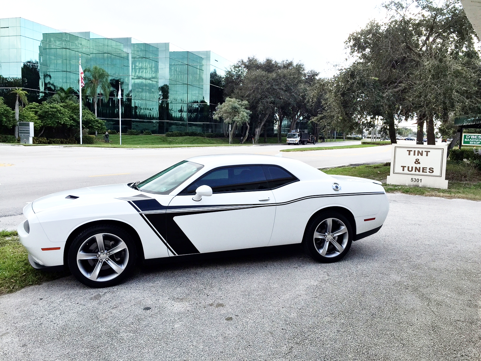 Call Tint & Tunes today! - Servicing South Florida since 1989