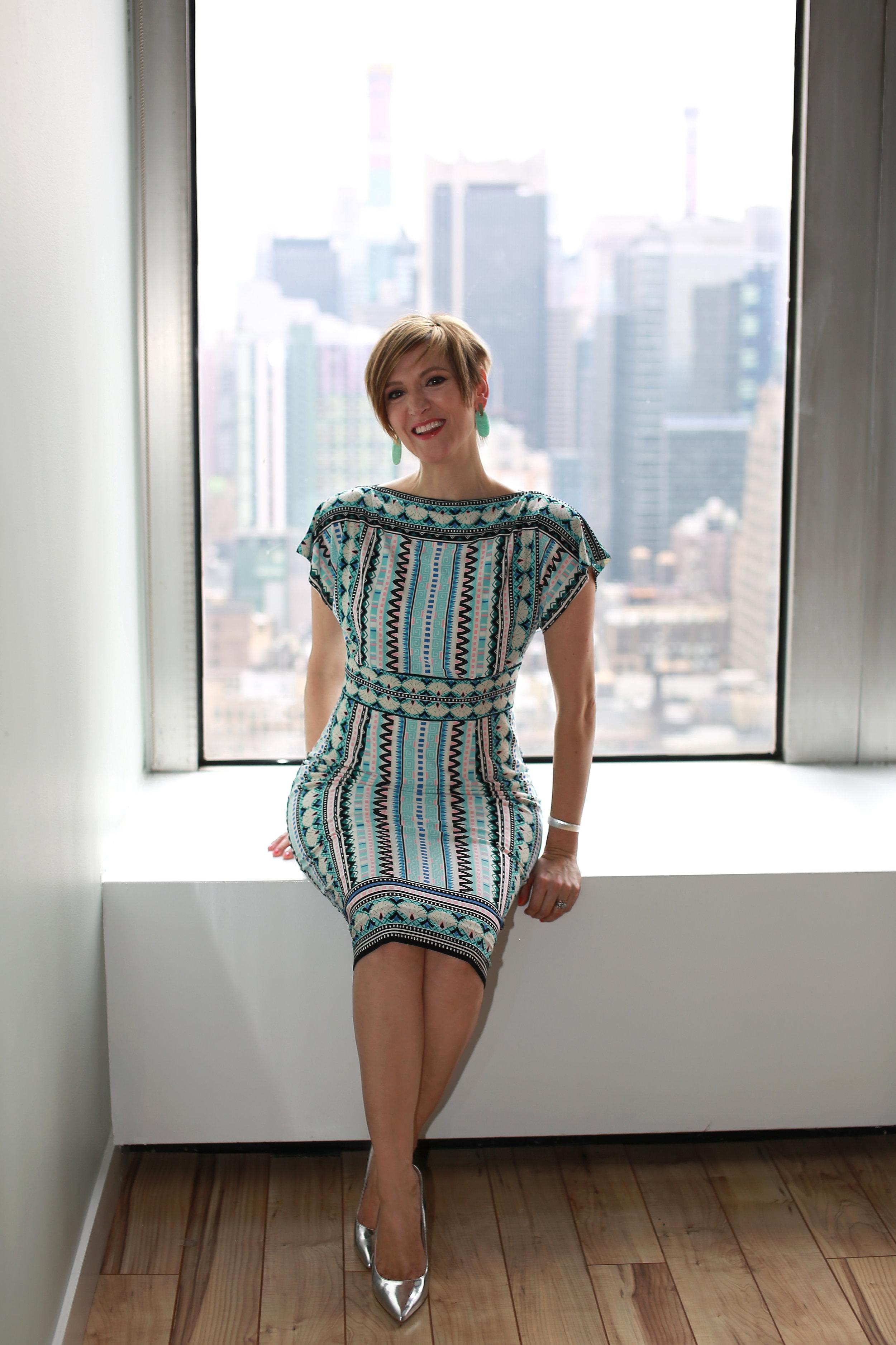 3. The Caroline Dress -