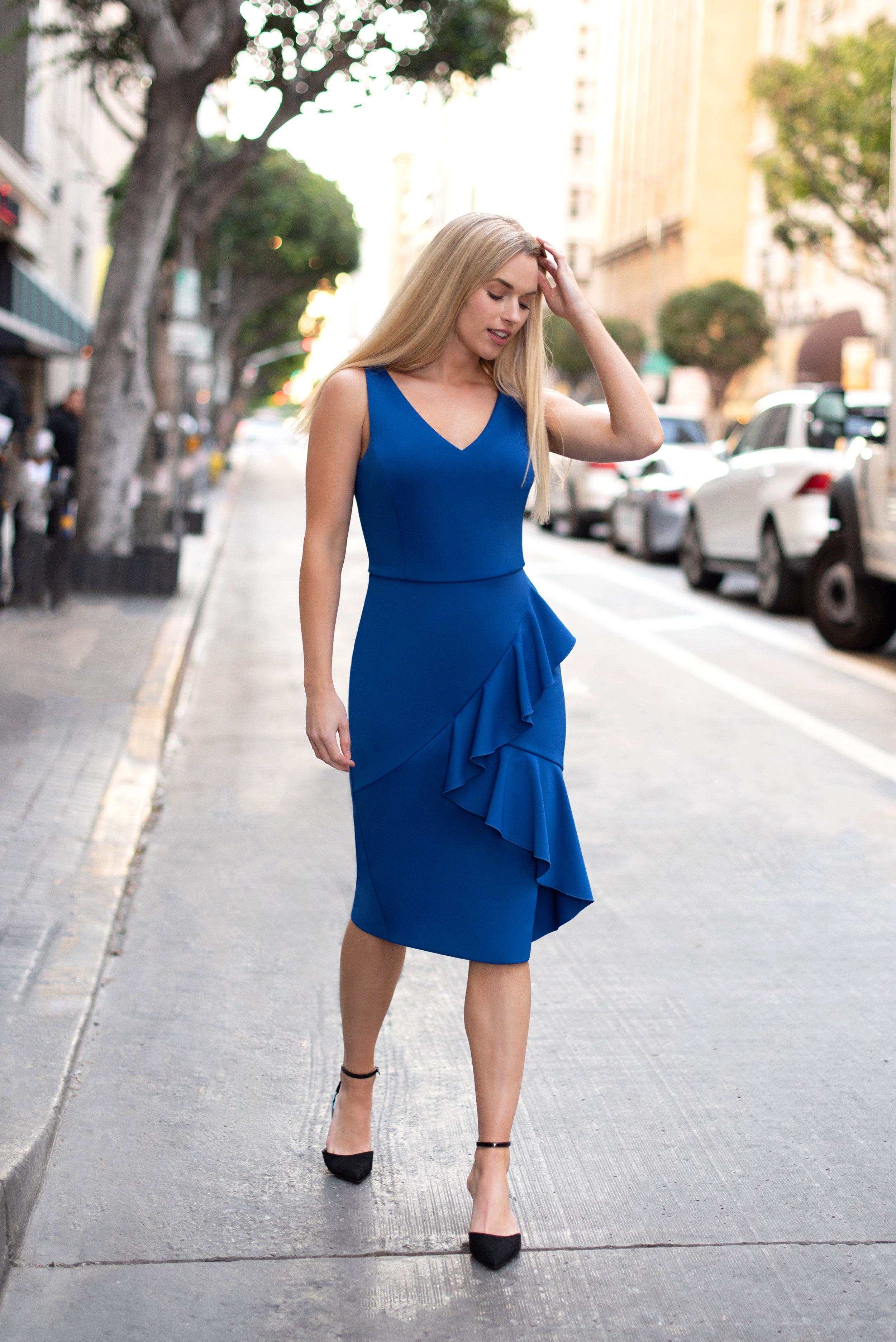 The Noreen in Blue -