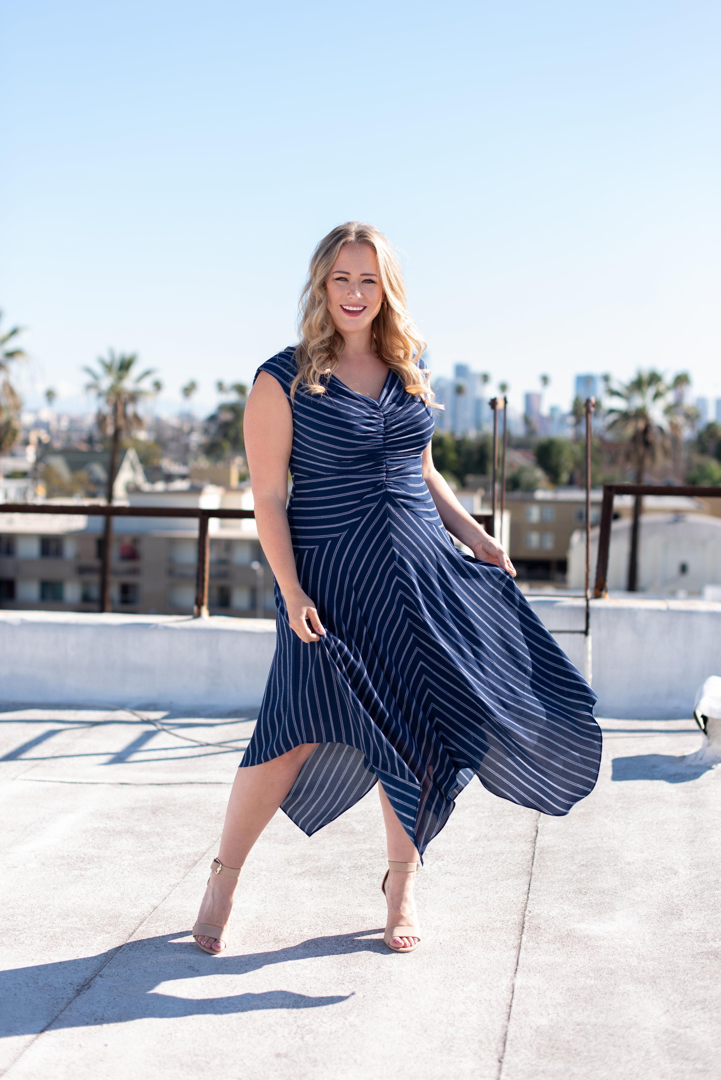 The Maribella Dress -
