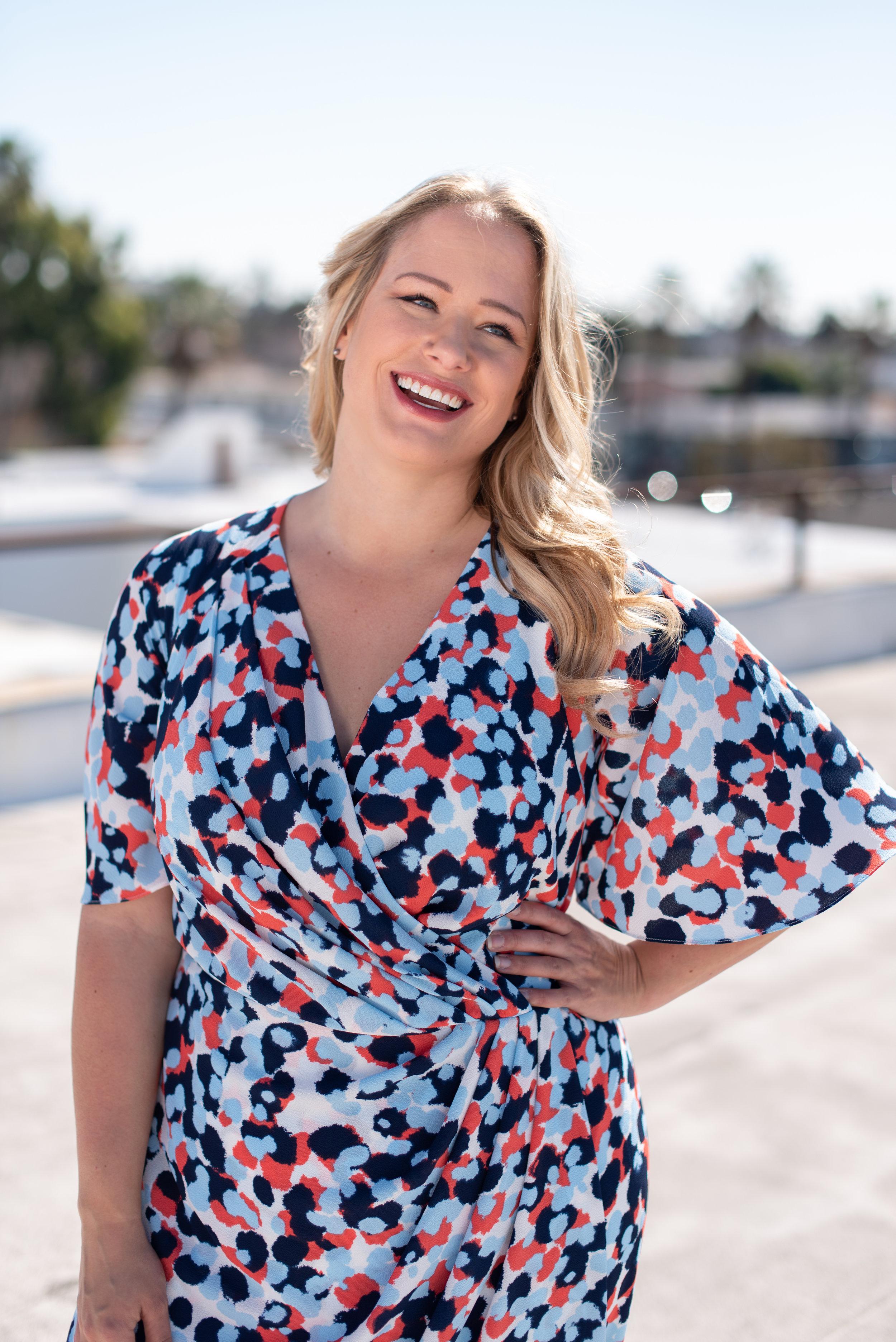 The Laurel Dress -