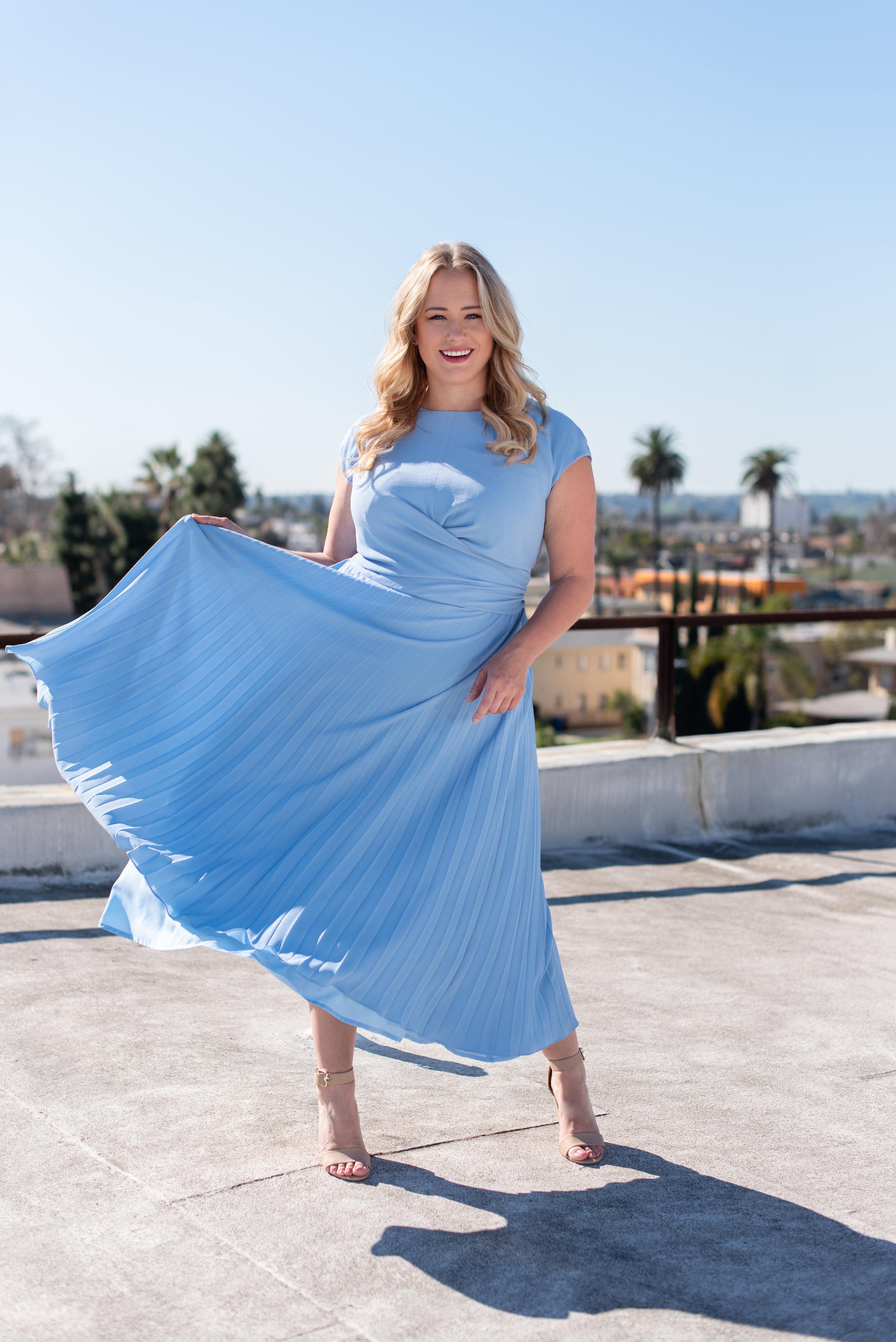 The Betty Dress -