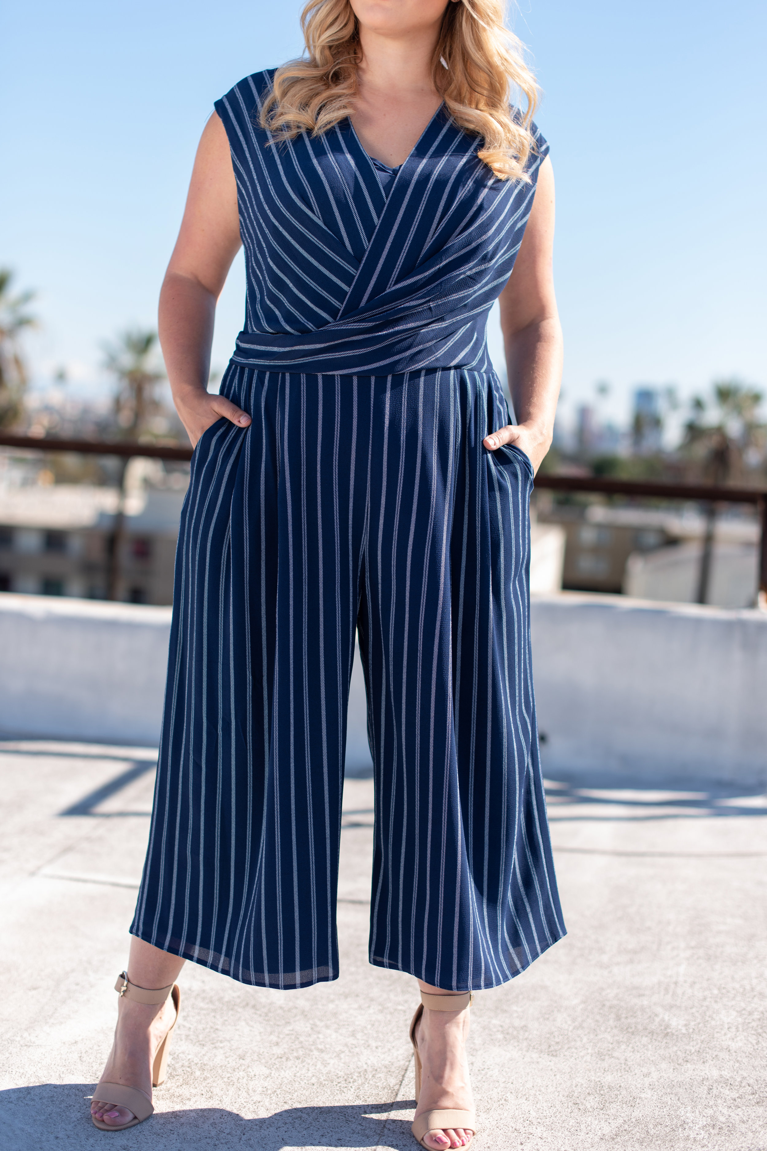 The Angie Jumpsuit -