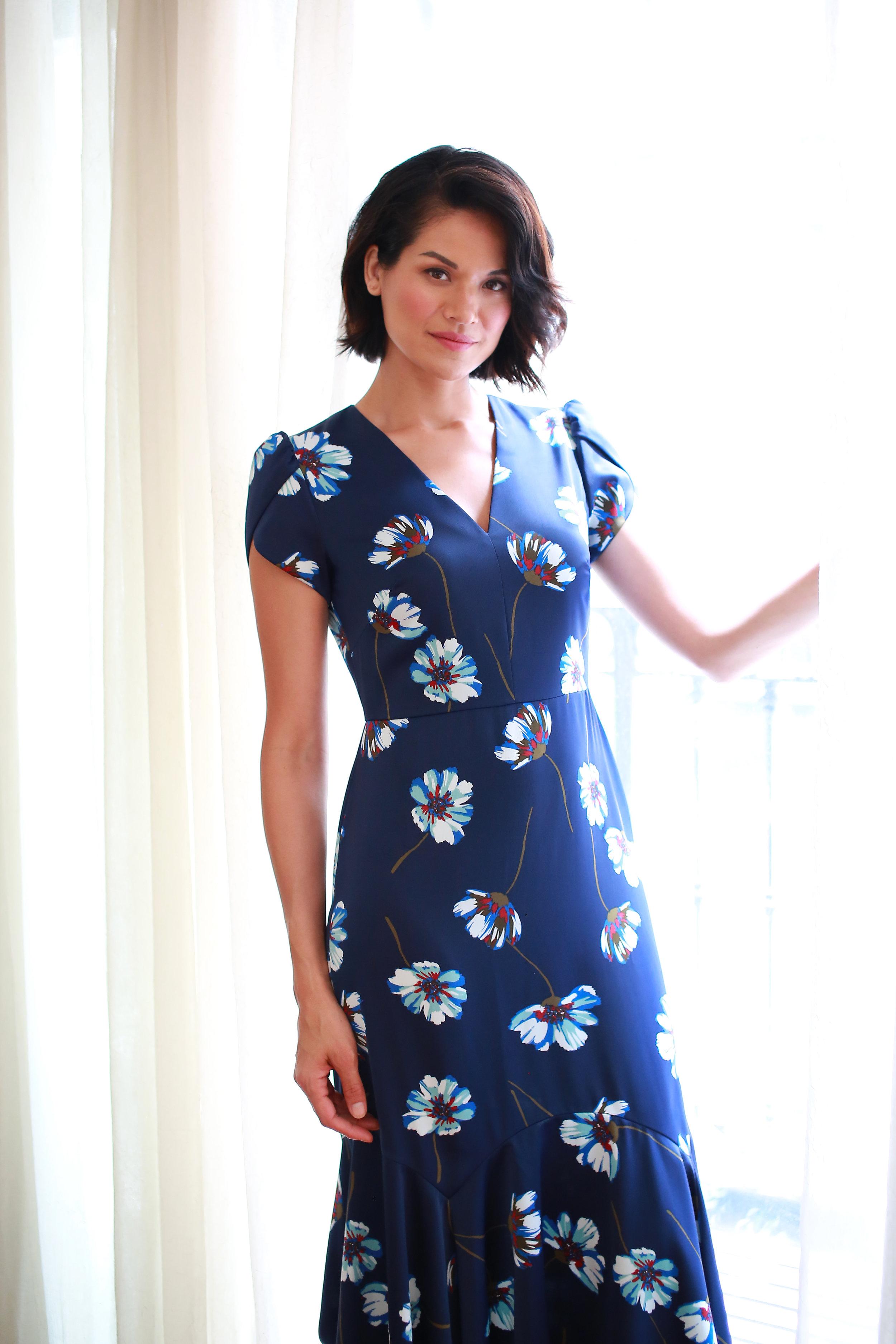 The Judy Dress -
